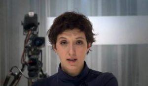 La periodista croata Maja Server.