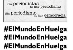 'El Mundo' en huelga (r)