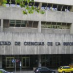 Fachada de la Facultad de Ciencias de la Informacion UCM / Wikipedia