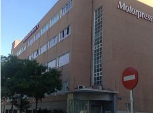 Sede de Motorpress Ibérica y GyJ