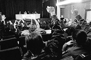 Archivo. 1999. Sindicato de Periodistas de Madrid.