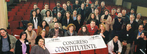 Archivo. 1999. Congreso Constituyente SPM.